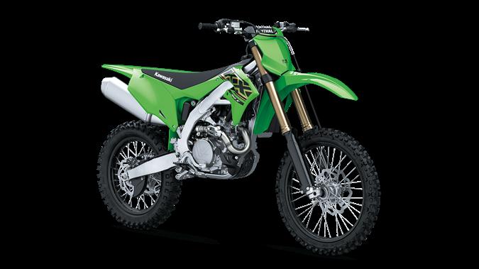 2021 Kawasaki KX 250X & KX 450X