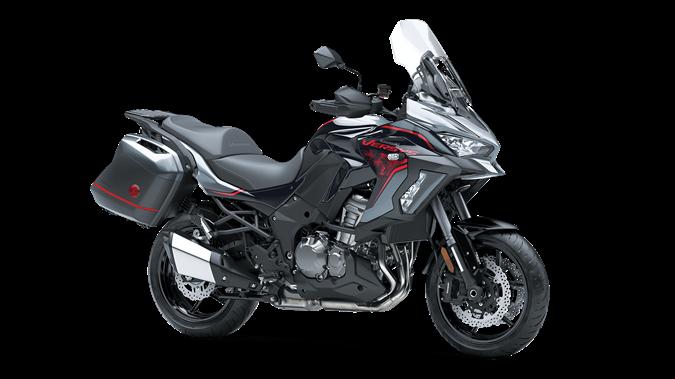 2021 Kawasaki Versys 1000 SE LT+