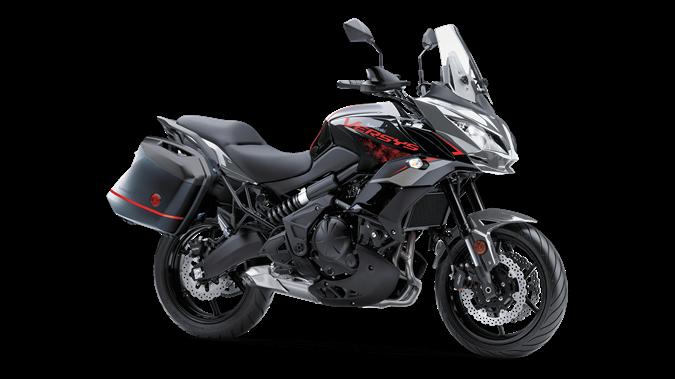 2021 Kawasaki Versys 650 ABS/650 LT