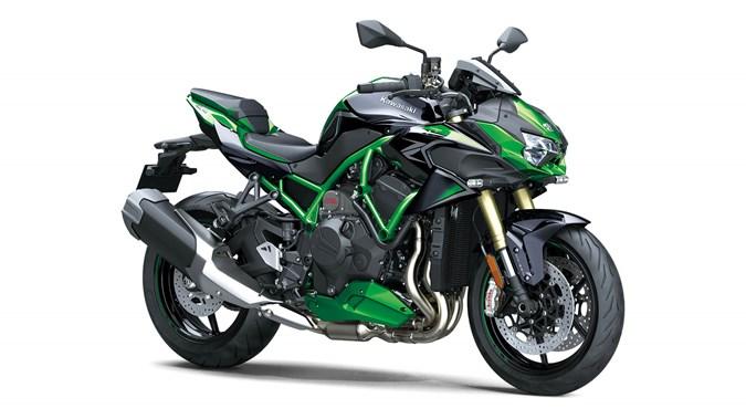 2021 Kawasaki Z H2 SE