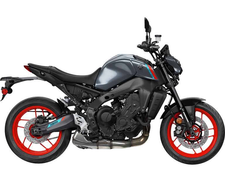 2021 Yamaha MT-09 / MT-09SP