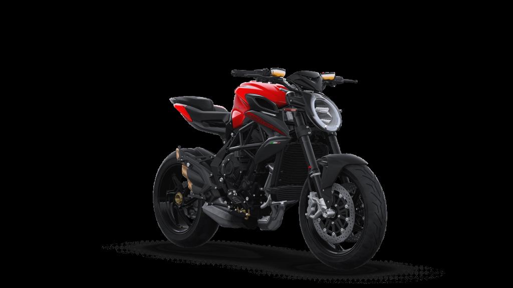 2021 MV Agusta Brutale 800 Rosso