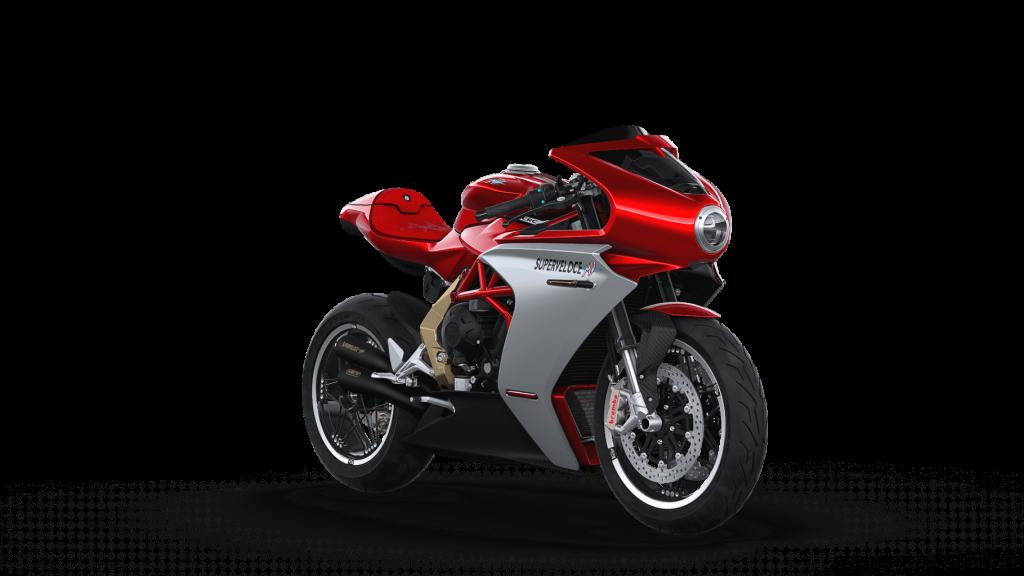 2021 MV Agusta Superveloce 800 Series Oro