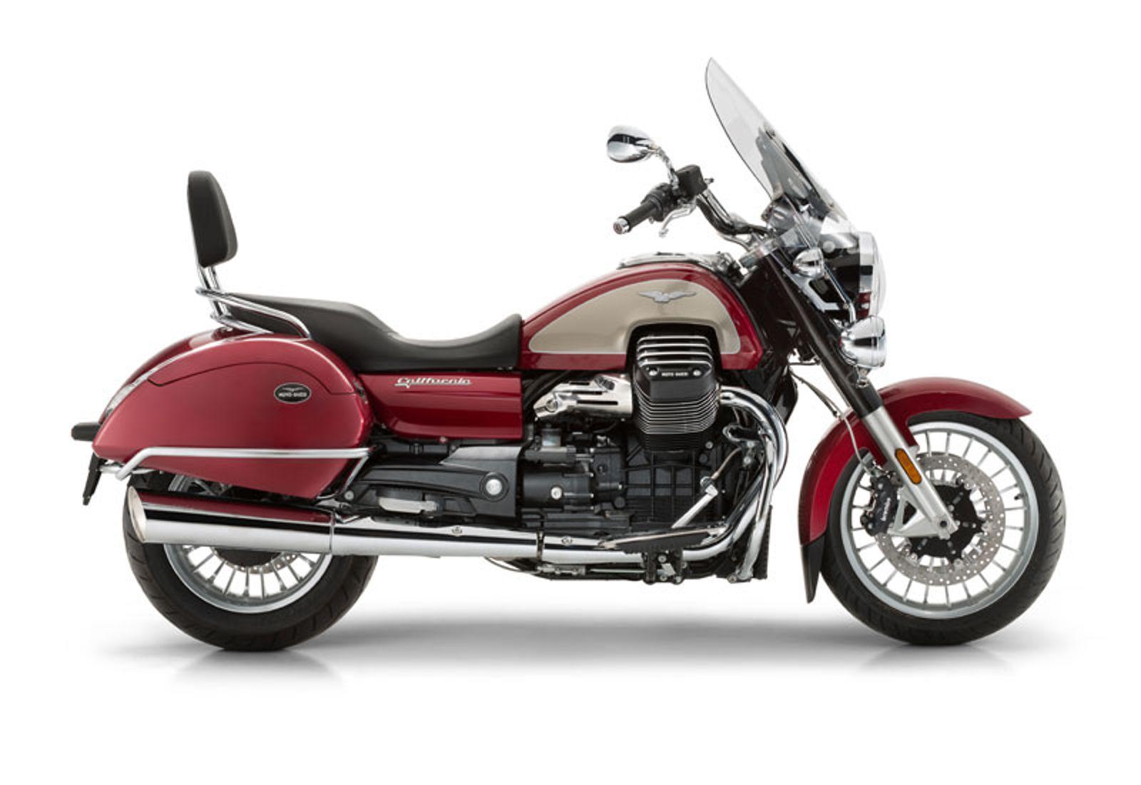 2021 Moto Guzzi California