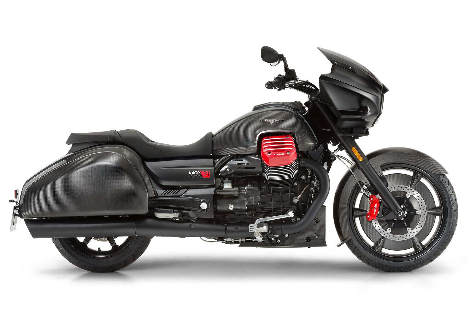 2021 Moto Guzzi MGX-21