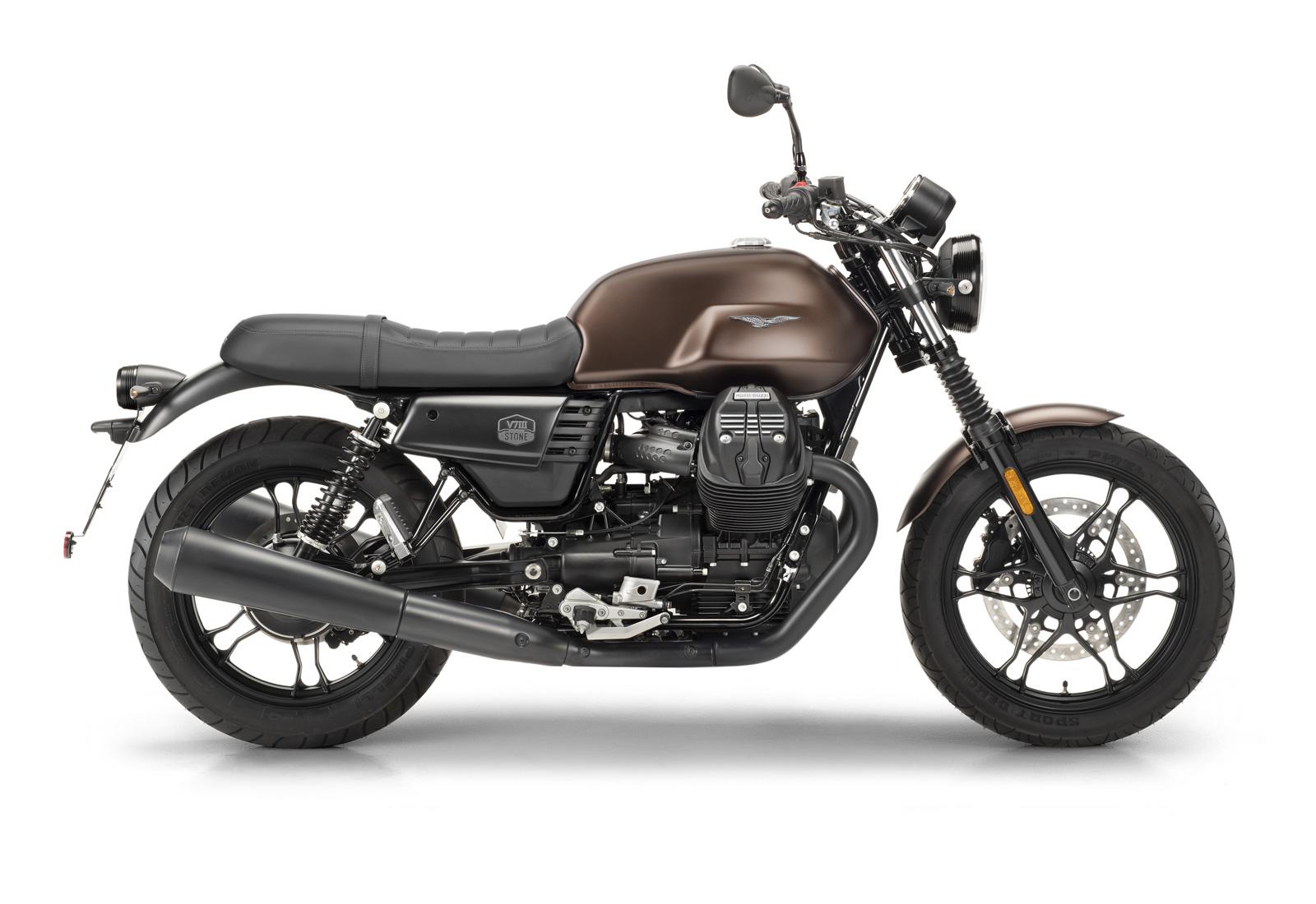 2021 Moto Guzzi V7 III Stone Night Pack