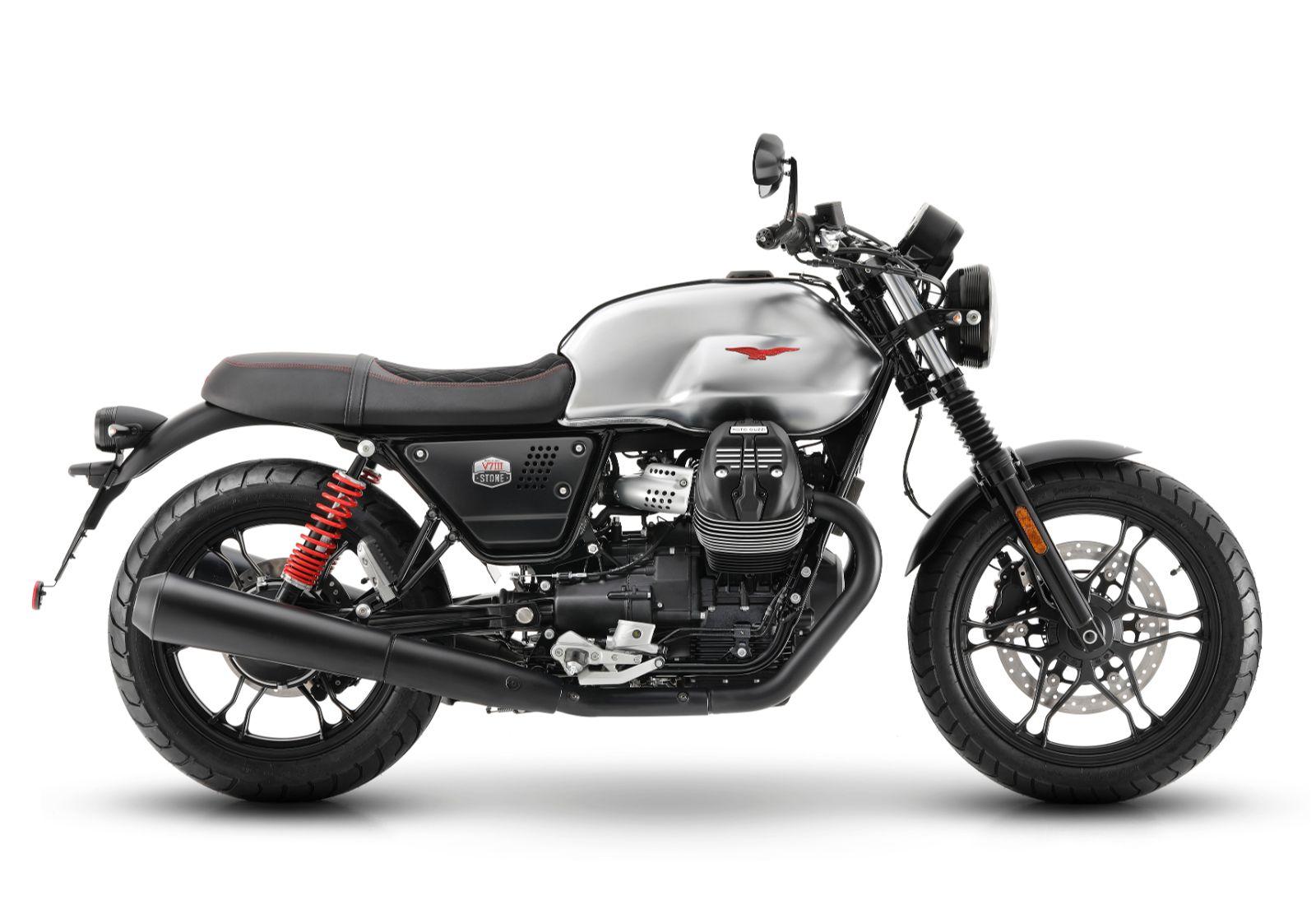2021 Moto Guzzi V7 III Stone S