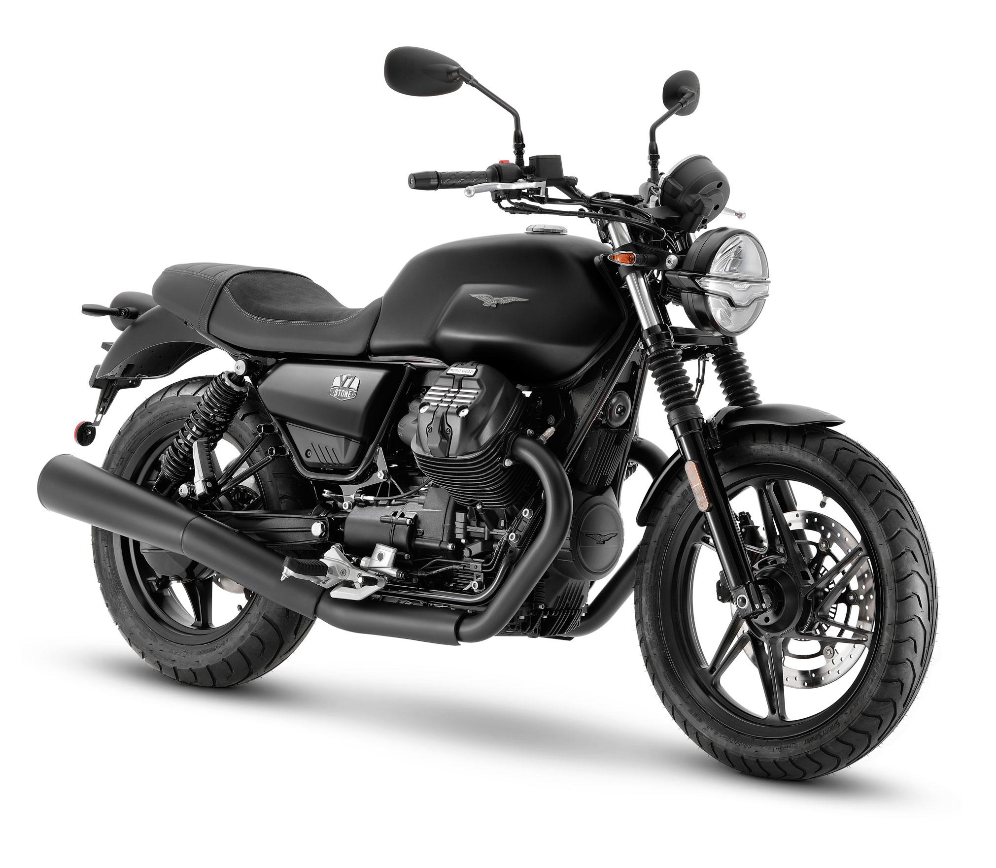 2021 Moto Guzzi V7 Stone