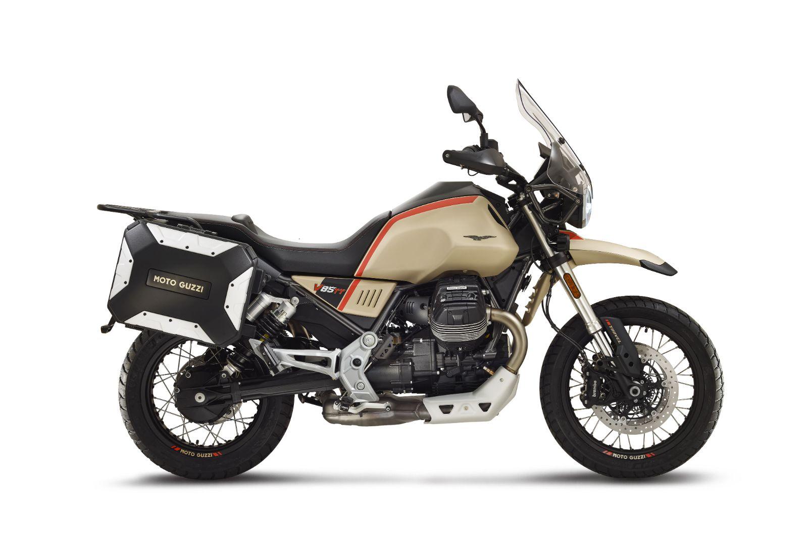 2021 Moto Guzzi V85 TT Travel