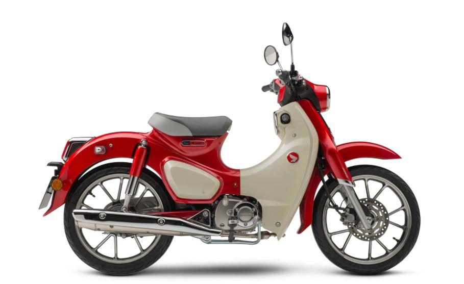 2021 Honda Super Cub 125