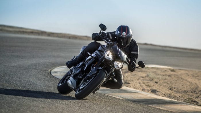 2021 Triumph Speed Triple RS