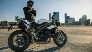 2021 Triumph Speed Triple S