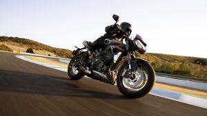 2021 Triumph Street Triple RS