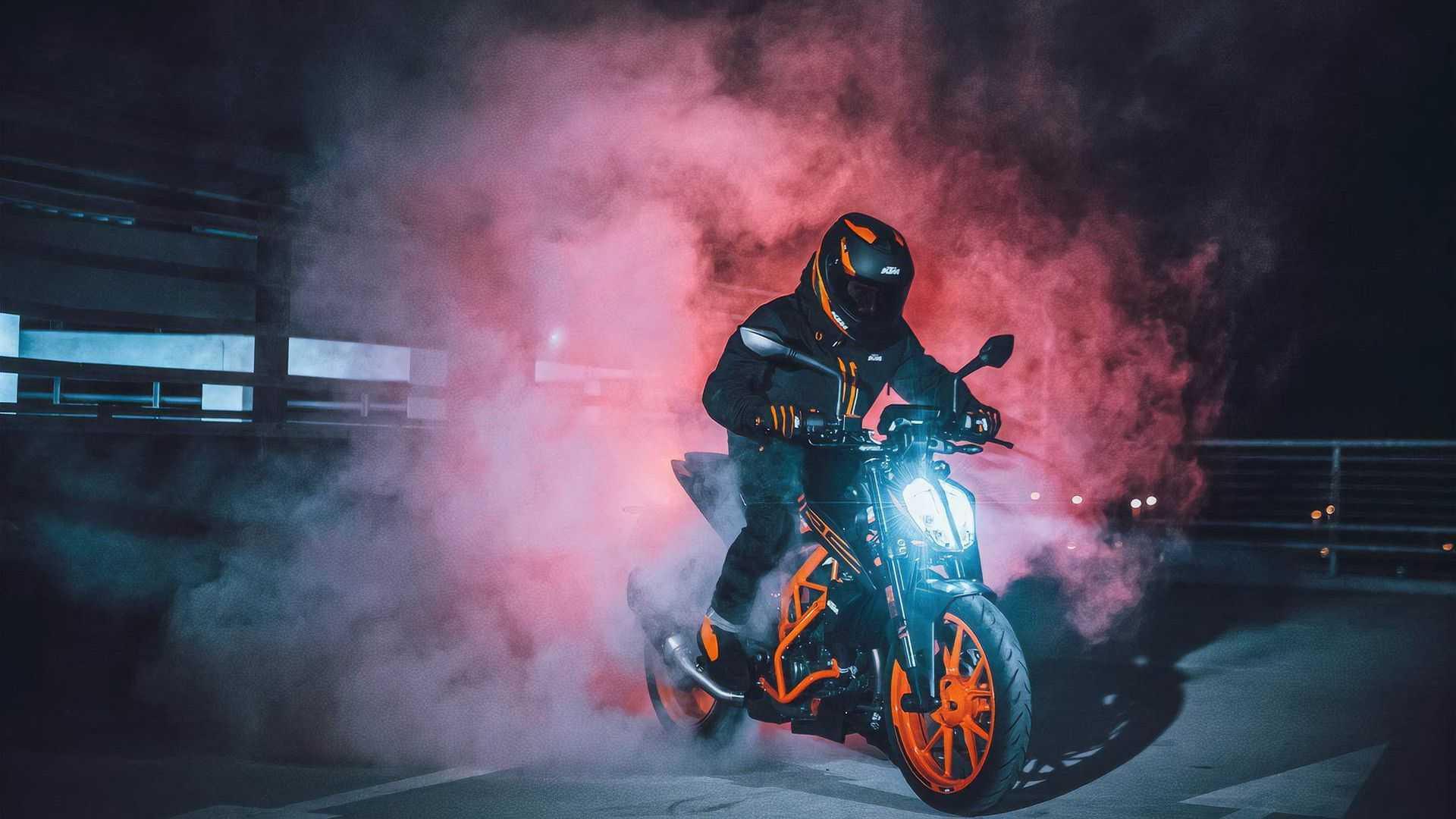 2021 KTM 125 Duke Euro 5