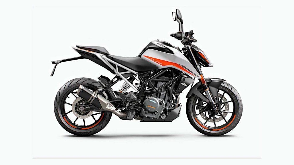 2021 KTM 390 Duke Euro 5