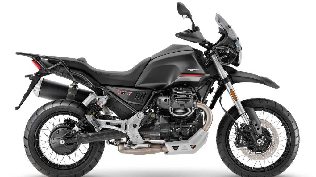 Moto Guzzi 2021 v85 tt
