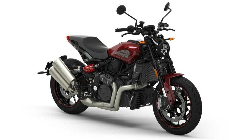 2022 Indian FTR 1200 S