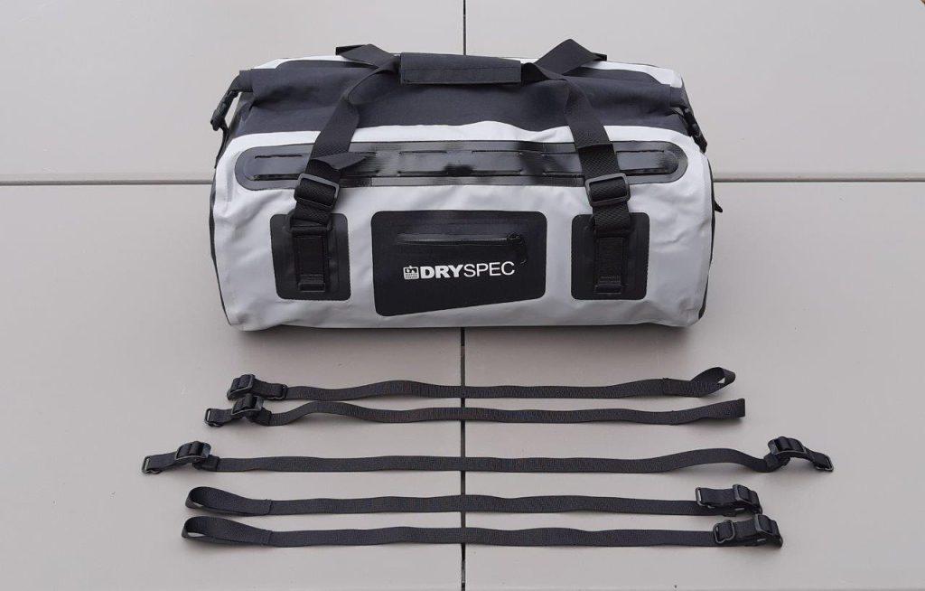 Dry Spec D38 bag with straps