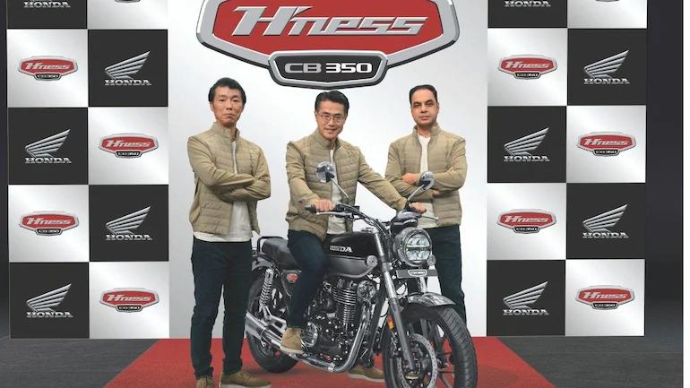 2021 Honda H'Ness CB350