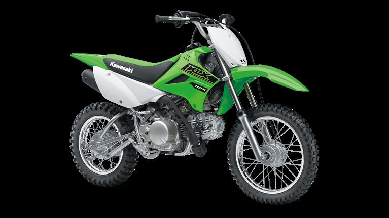 2021 Kawasaki KLX 110R/110R L