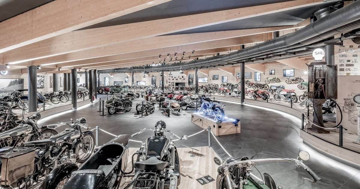 TOP Motorcycle Museum