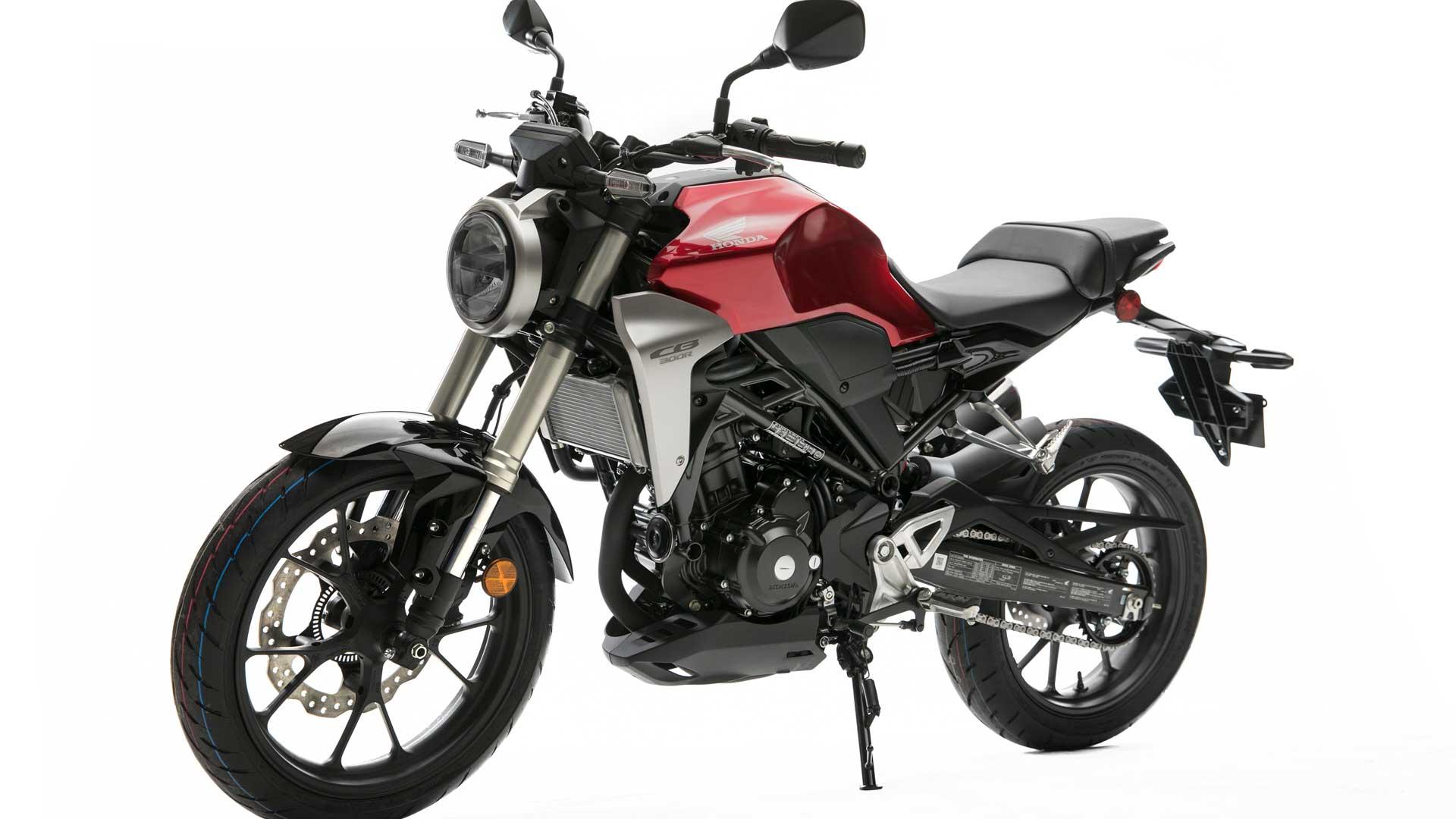 2021 Honda CB300R
