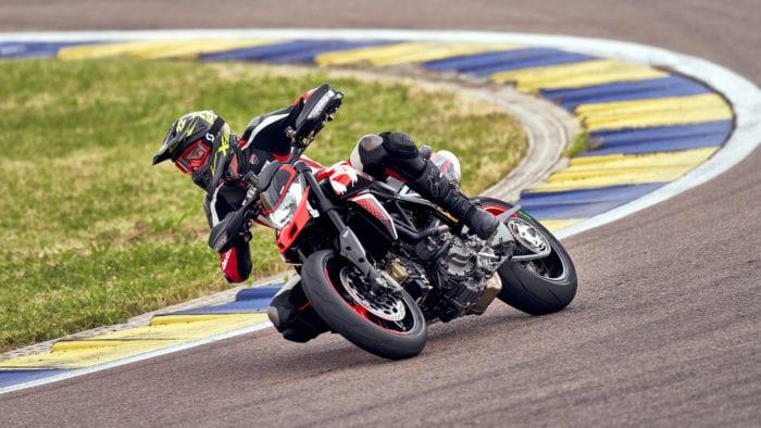 2021 Ducati Hypermotard 950 RVE