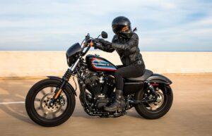 2021 Harley Davidson Iron 1200