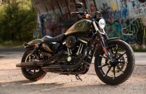 2021 Harley Davidson Iron 883