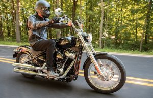 2021 Harley Davidson Softail Standard