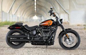 2021 Harley Davidson Street Bob 114