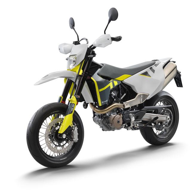 2021 Husqvarna 701 Supermoto