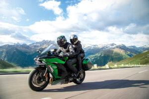 2021 Kawasaki Ninja H2 SX+ SE