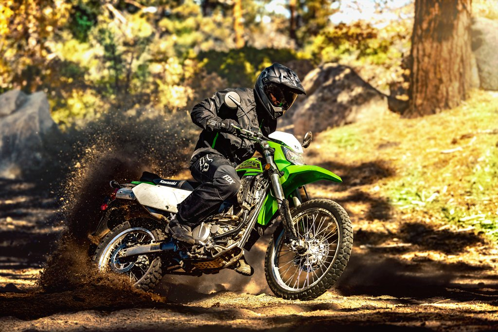 2021 Kawasaki KLX 300