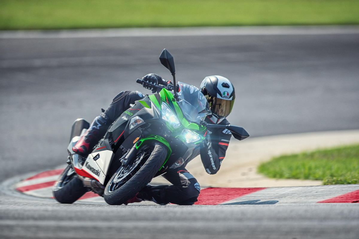 2021 Kawasaki Ninja 400 ABS