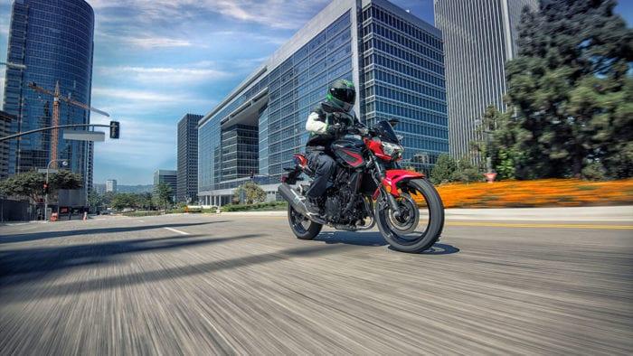2021 Kawasaki Z400 ABS