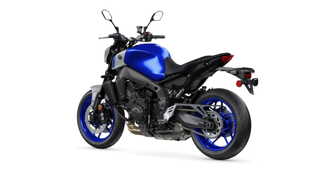 2021 Yamaha MT-09 & SP