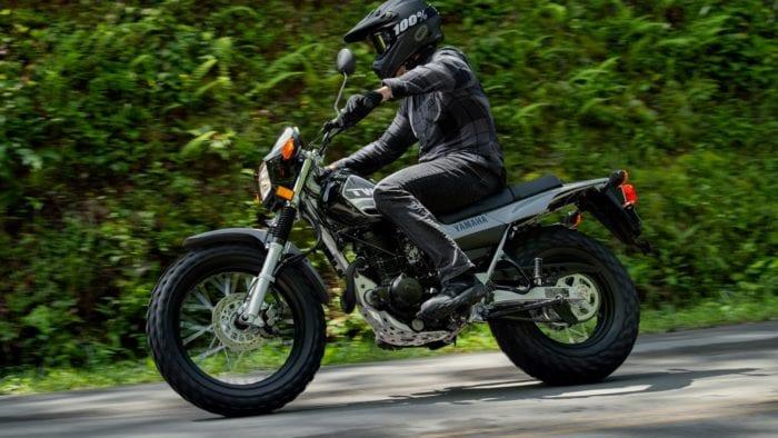 2021 Yamaha TW200