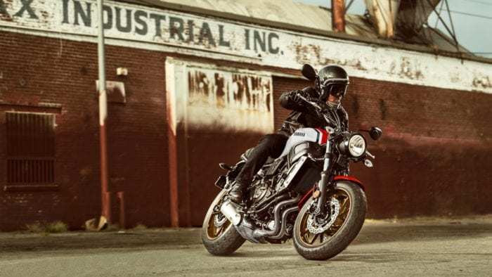 2021 Yamaha XSR700