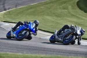 2021 Yamaha YZF-R1 & R1M