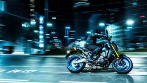 2021 Yamaha MT-09 & SP