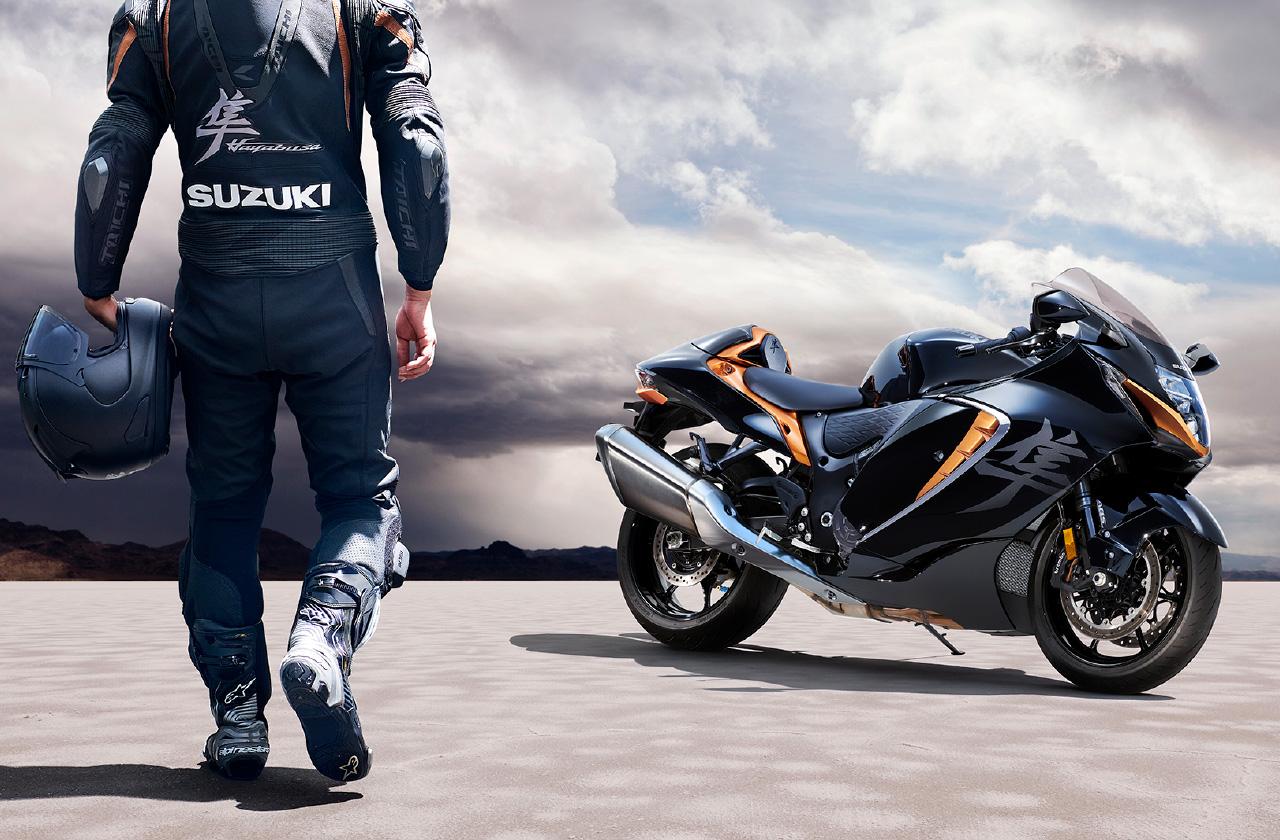 2022 Suzuki Hyabusa (1)