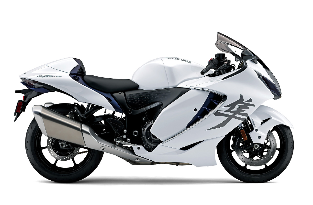 2022 Suzuki Hyabusa