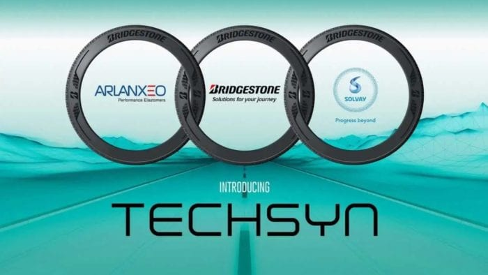 Bridgestone techsyn road tires