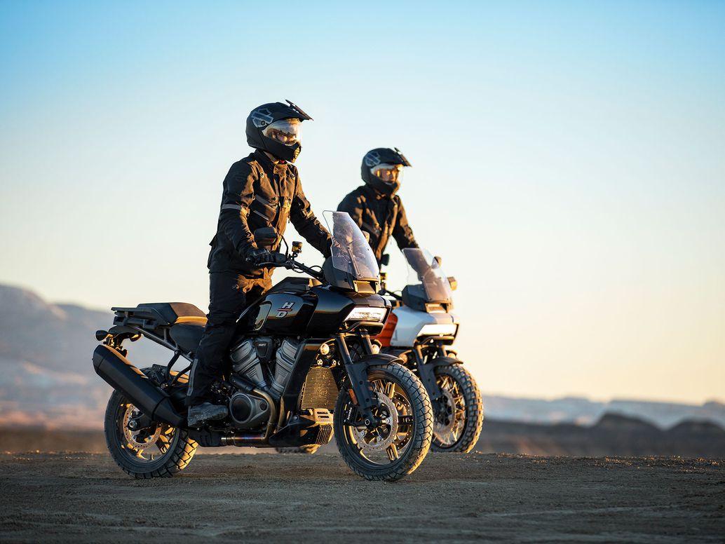 Harley-Davidson Pan America Ride