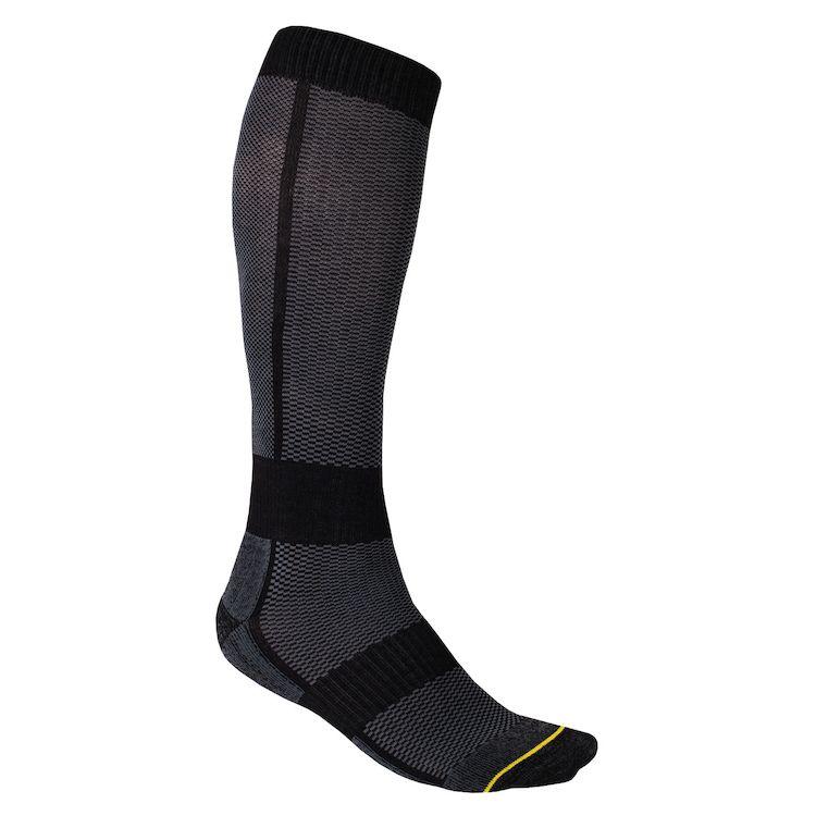 klim vented socks grey