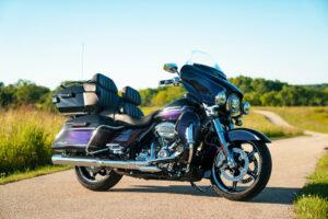 2021 Harley Davidson CVO Limited