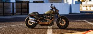 2021 Harley Davidson Fat Bob 114