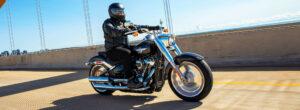 2021 Harley Davidson Fat Boy 114