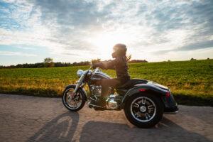2021 Harley Davidson Freewheeler